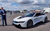 BMW i8 : safety-car officiel de la Formule E