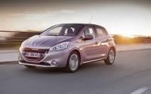 Le trio de citadines Peugeot place la marque en tête du segment B