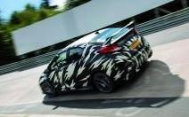 Honda Civic Type R : objectif Nürburgring