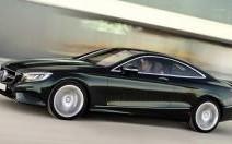 Première image de la Mercedes Classe S Coupé