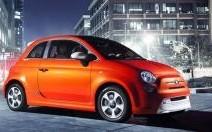 Premières images de la Fiat 500 E 100% électrique