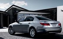 La Hyundai Genesis 2009 élue voiture canadienne de l'année