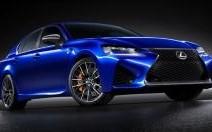 Detroit 2015 : Lexus GS F, la force tranquille perd patience