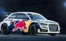 Une Audi S1 de 600 ch en Rallycross