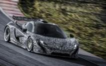 916 ch dans les entrailles de la McLaren P1