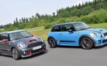 La Mini John Cooper Works face à la Mini John Cooper Works GP II : 2 lettres qui changent tout