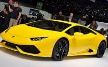 Lamborghini Huracan : sur les traces de la Gallardo