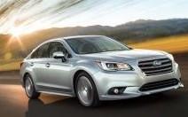 Subaru présente la nouvelle Legacy au salon de Los Angeles