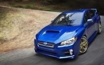 Premières images de la Subaru WRX STi