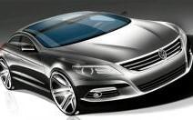 Une Volkswagen CC fastback serait à l'étude