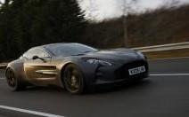 L'Aston Martin One-77 chronométrée à 355 km/h