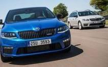 La nouvelle Skoda Octavia RS annonce ses tarifs