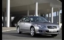 """La Subaru Legacy diesel élue """"Voiture PDG de l'année 2009"""""""