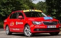 Les dessous de la Skoda Superb du Directeur du Tour de France