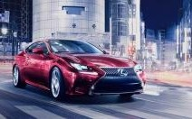 Nouvelle Lexus RC : la berline IS en mode coupé