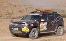 Le Dacia Duster s'impose au Rallye Aïcha des Gazelles
