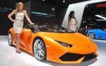 Lamborghini Huracan Spyder: le taureau à découvert