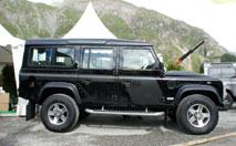 Land Rover Defender : l'âge n'a pas de prise sur lui !