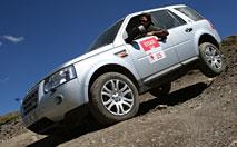 Essai Land Rover Freelander i6 automatique : tout en souplesse