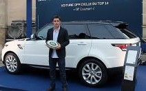 Land Rover partenaire officiel du Top 14
