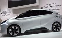 Mitsubishi concept CA-MiEV : pour sortir de la ville