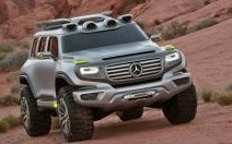Mercedes Ener-G-Force : Mercedes s'énerve à Los Angeles