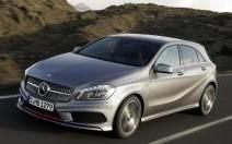 La Mercedes Classe A sacrée plus belle voiture de l'année 2012
