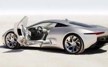 La Jaguar CX-75 élue plus beau concept car de l'année