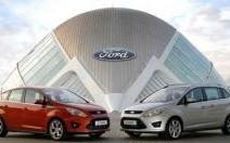 Le Ford C-Max hybride lancé en 2013