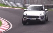 Porsche Macan GTS : la photo volée