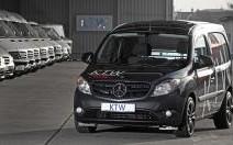 Le Mercedes Citan nouvelle cible des préparateurs