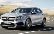Mercedes GLA 45 AMG : concentré de puissance