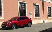 La future Fiat 500X surprise nue en pleine rue