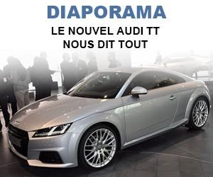 Le nouvel Audi TT nous dit tout