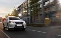Lexus lance la Série Limitée RX 450h 4WD Design