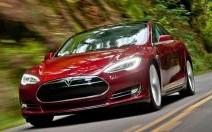 La Tesla Model S élue voiture verte de l'année