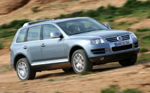 Le Volkswagen Touareg fourbit ses armes