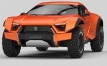 Le Zarooq Sand Racer a un prix