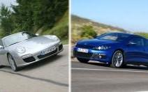 Porsche et Volkswagen programment leur fusion
