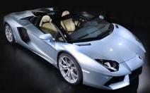 Lancement réussi pour la Lamborghini Aventador Roadster