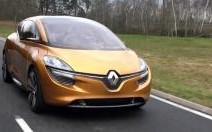Les Renault Captur et R-Space à l'essai : Au volant des derniers concept-cars Renault