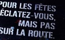 Alcool et réveillon du Nouvel An : beaucoup de français prendront quand même le volant