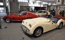 Rétromobile 2009 : les modèles de Johnny Hallyday