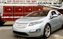 Véhicules électriques : Chevrolet prépare les services de secours à leur arrivée