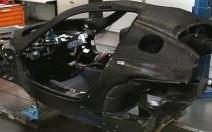 Des photos indiscrètes révèlent la structure de la Ferrari F70