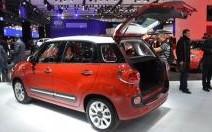 La Fiat 500L présente ses tarifs