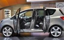 Opel Meriva : à partir de 15 400 euros