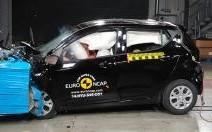 Crash-tests EuroNcap : dernière salve de résultats