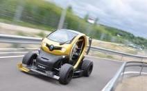 Interview d'Axel Plasse, Directeur Programme & Support Clients de Renault F1 : Les secrets du Twizy RS F1 par l'un de ses pères