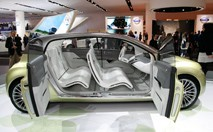 Lincoln C Concept : compression de Lincoln